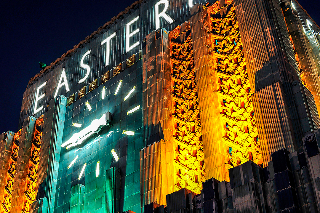 Eastern Columbia Lofts, Downtown LA