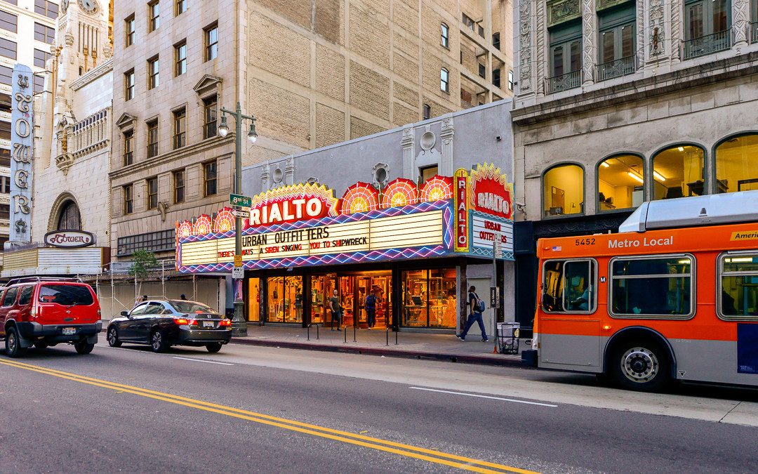 Urban Outfitters – Broadway