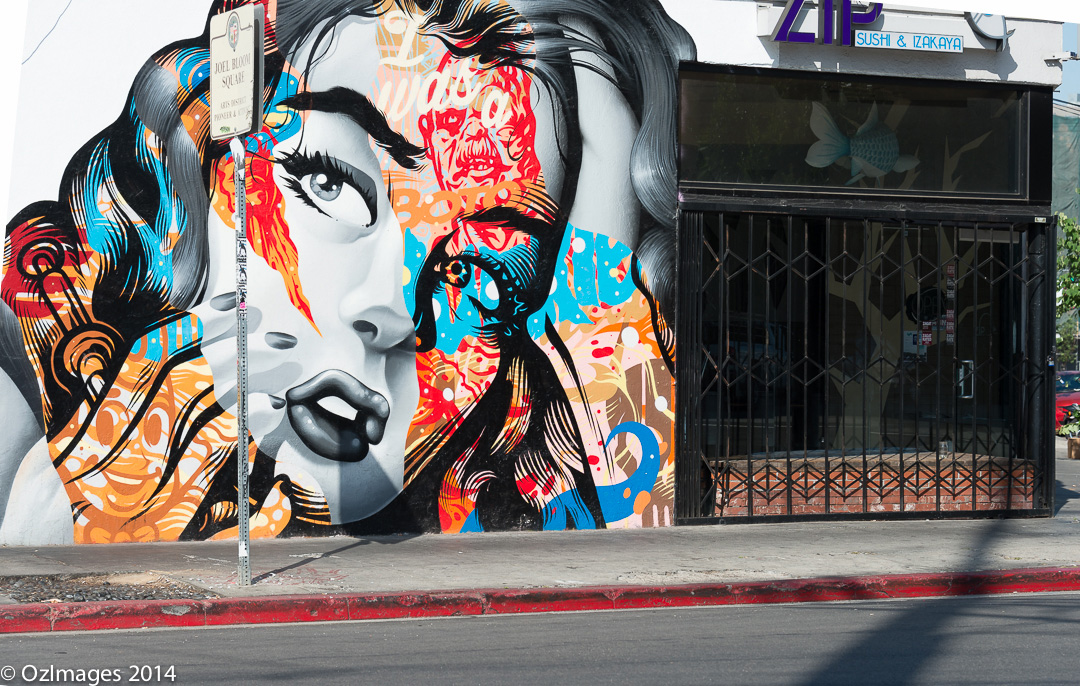 Art District Corner – Downtown LA